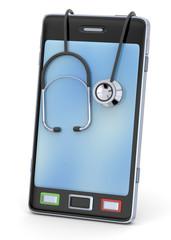 Repairing Smarthphone - 3D