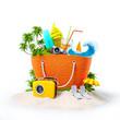 Beach bag - 78696690