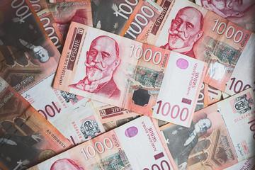 1000 Dinars