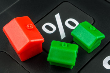 calculating mortgage interest rate