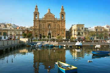 Parish Church in Msida