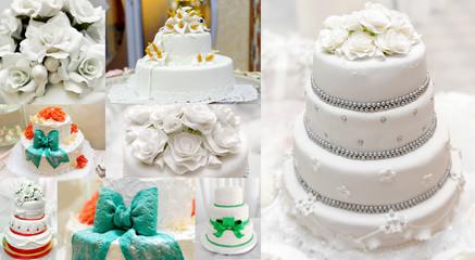 Wedding cake, сollection