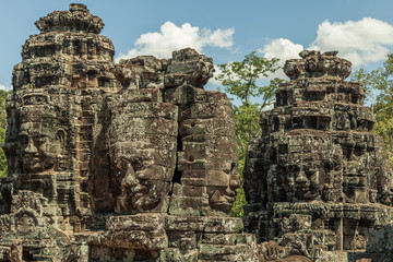 Angkor temple in Siem Reap city, Cambodia