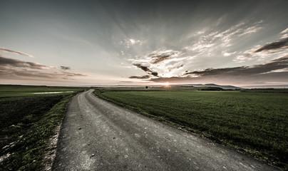 via del tramonto