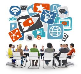 Media Social Media Social Network Internet Technology Online