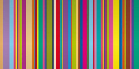 fond bandes colorées