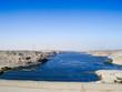 , Egypte, barrage d'Assouan et Nil