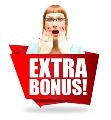 Extra Bonus! Button, Icon