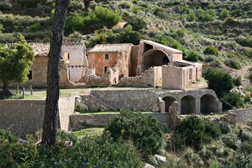 Ruine auf Mallorca
