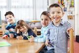 Fototapety Kindergarten