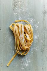 Homemade Ribbon Pasta