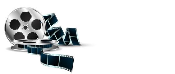 pellicola, cinema, film, fotogrammi, rullino
