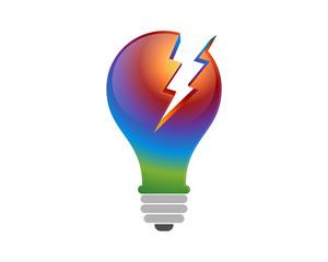 Lightning Bulb Electricity