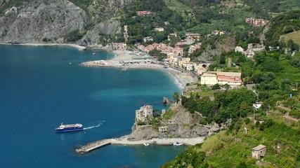 Cinque Terre Monterosso al Mare vid 02