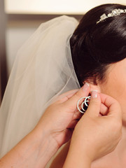 Bride's Earring