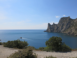 Landscapes of Crimea 8, Russia