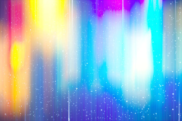 abstract background blur colorful gradient glare snow