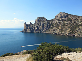 Landscapes of Crimea 9, Russia