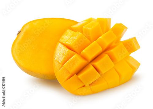 Fotobehang Keuken Mango