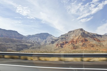 The scenic streets of Arizona