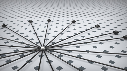 connecting the dots of social, business networks