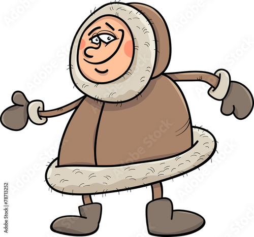 Clip art eskimo clipart eskimo stock illustrations 1147 kid images