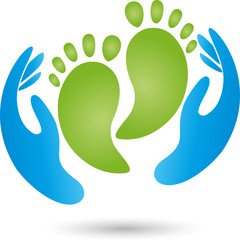 Hände, Füße, Physiotherapie, Podologie