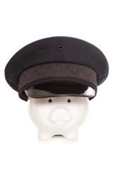chauffeur piggy bank