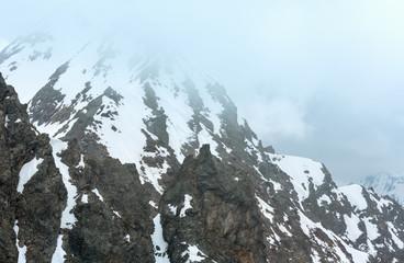 Alp mountain view (Austria)