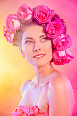 portrait rose