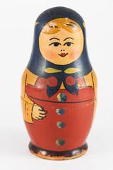 Ancient Russian Matryoshka (nested doll)