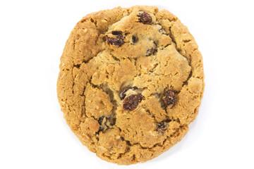 Oatmeal Raisin Cookie Over