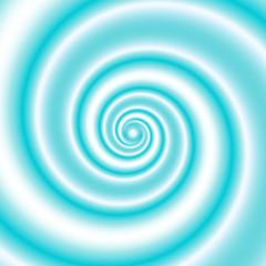 Sea wave twirl