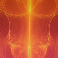 Abstrakt gestalteter Hintergrund