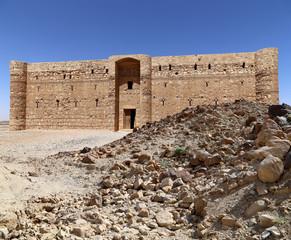 Qasr Kharana (Kharanah or Harrana), Jordan