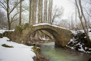 roma dönemi köprüsü
