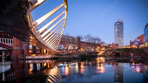 Castlefield Manchester UK