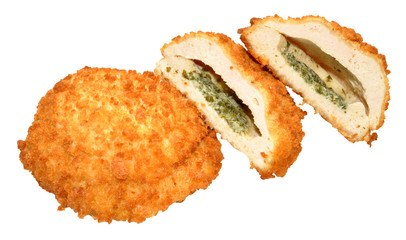 Garlic Chicken Kievs