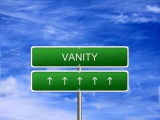 Vanity Emotion Feeling Concept
