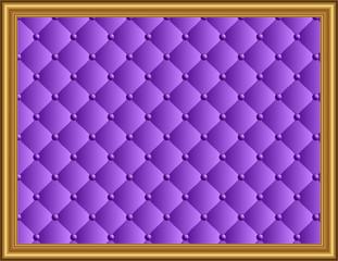 キルティング紫2