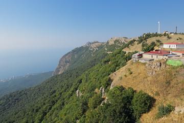 Mount Ai-Petri, republic Crimea