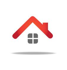 House logo vector icon design template