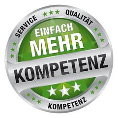 Einfach mehr Kompetenz - Service, Qualität, Kompetenz