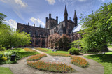 Chester Cathedral Gardens, UK