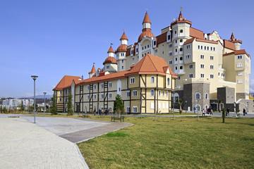 Bogatyr Hotel in Sochi