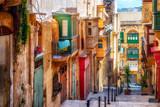 Street of Valletta town - 78736826