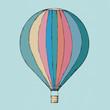 Heißluftballon - 78737488