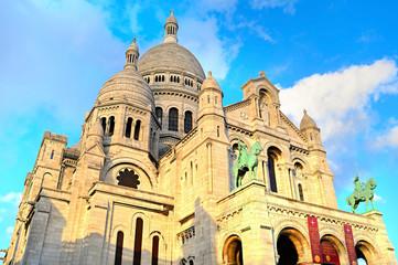 Montmartre Basilica, Paris