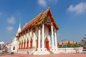 temple at Wat Pra kuaw