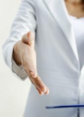 Give handshake